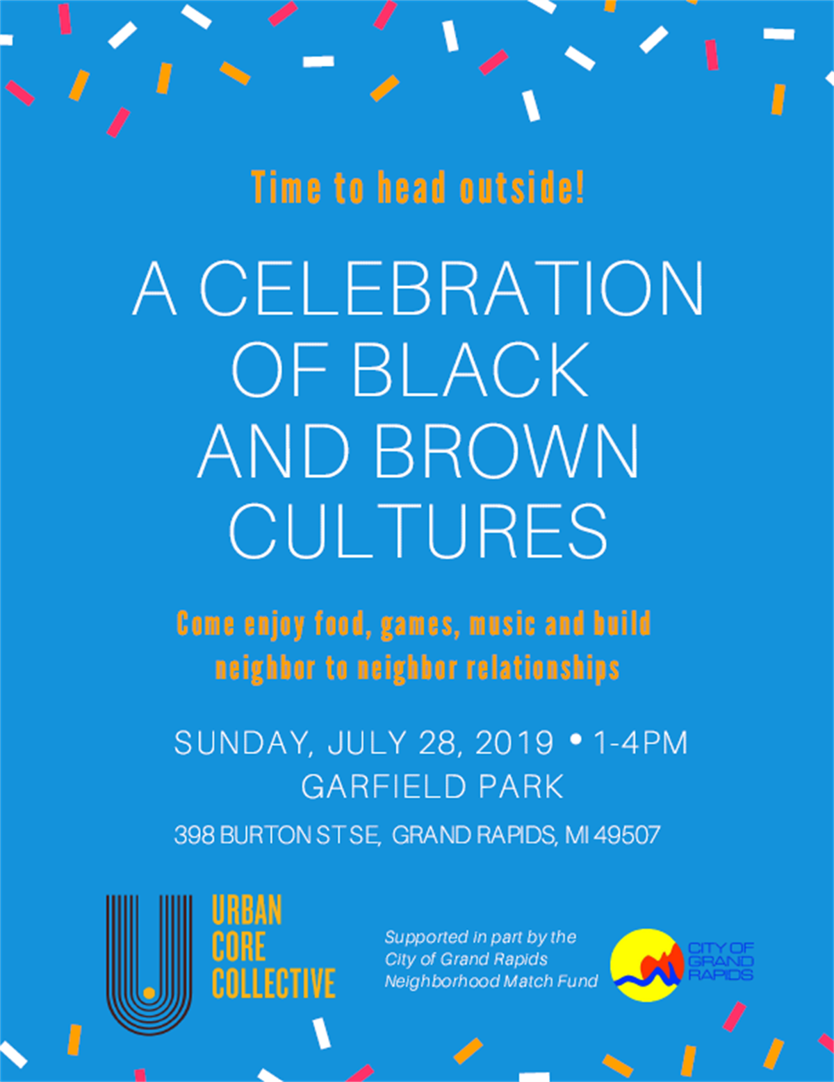 A Celebration Of Black And Brown Cultures Gr News Hub